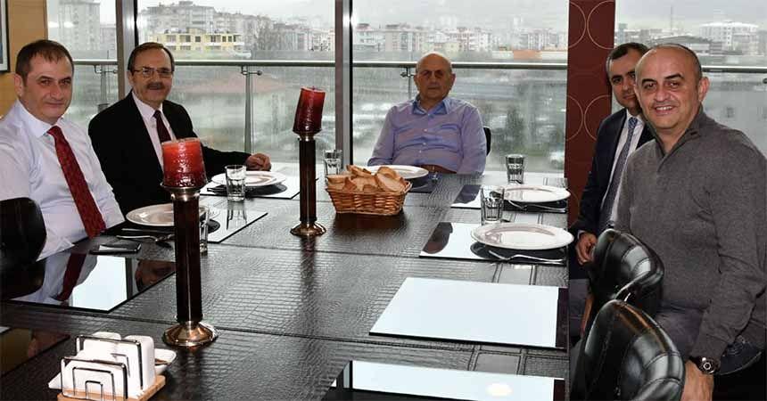 'Yeşilyurt, Samsun'un ve ülkenin gücü'