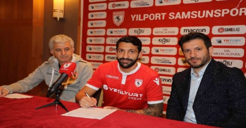 Aytaç Sulu 1.5 yıllık sözleşme imzaladı