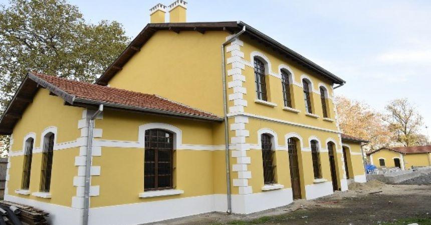 Tekkeköy'ün tarih müzesi