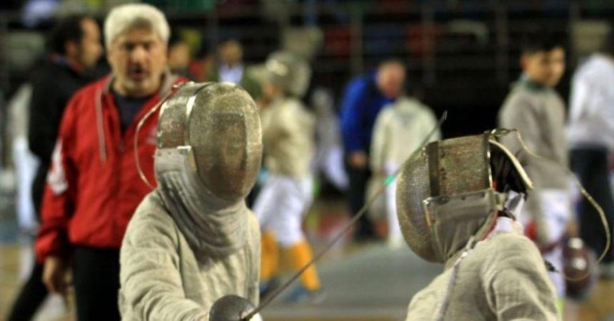 Samsun'da kılıçlar çekildi