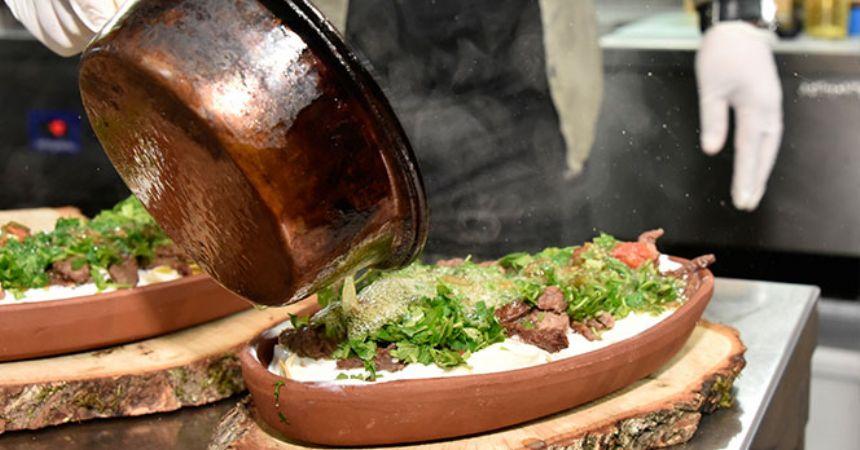 Gümüşhane'nin yeni lezzeti: Ardasa Siron Kebabı