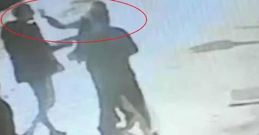 Silahı kafasına doğrulttu ve tetiği çekti