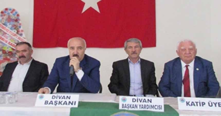 Arslan Kaya yeniden başkan