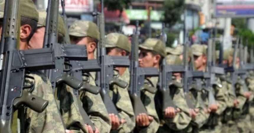 Erdoğan yeni askerlik sistemini açıkladı