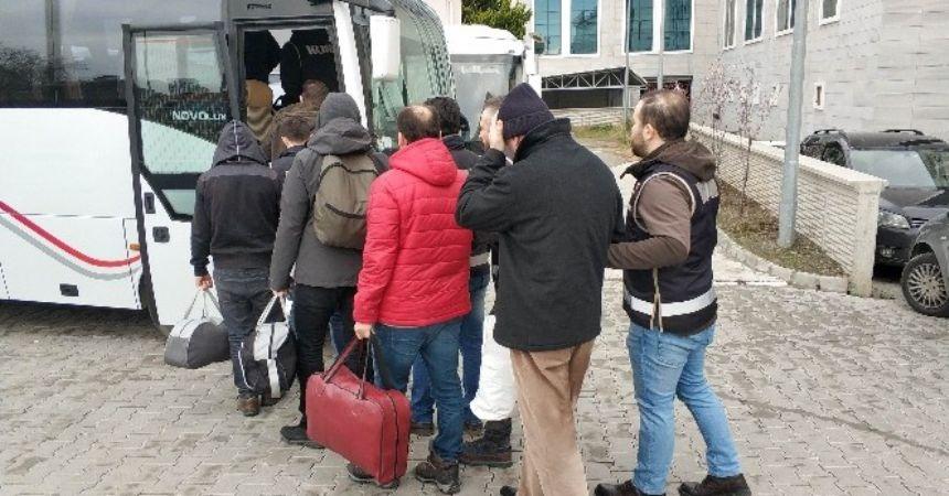 2 komiser tutuklandı