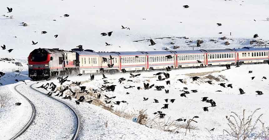 Doğu Ekspresi'ne alternatif 'Turizm Treni'