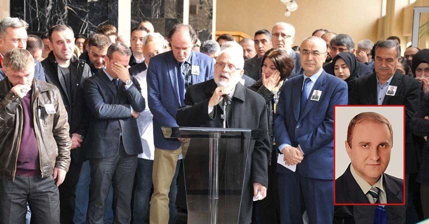 Tıp Fakültesi 'Kemal Hoca'ya ağladı