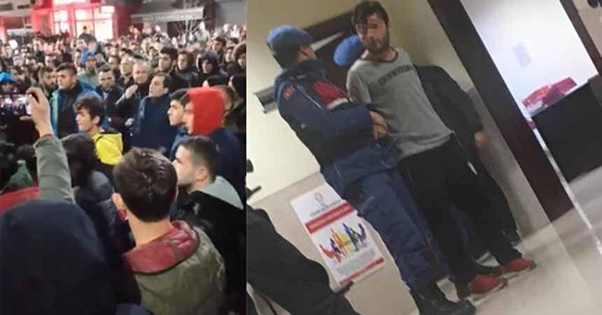 Giresun'da halkı sokağa döken taciz