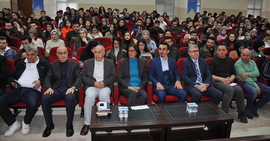 OMÜ'de 'İstiklal Mücadelesi' paneli