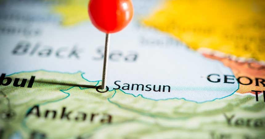 Samsun'un sigortacılık haritası