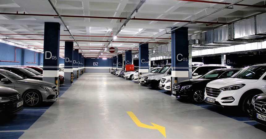 LPG'li araçlara otopark düzenlemesi