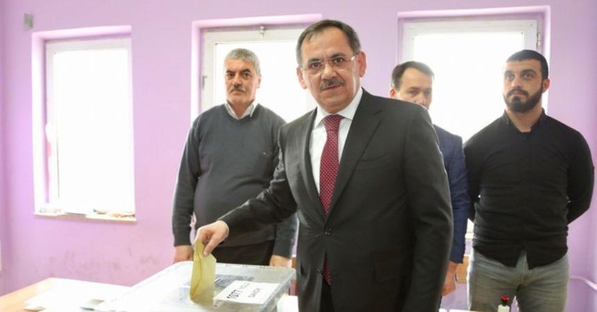 Yeni Başkan Mustafa Demir!