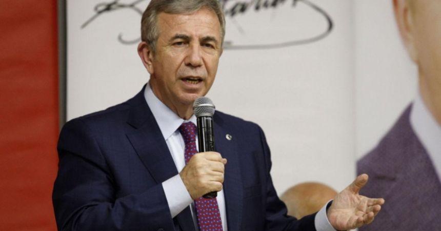 Ankara CHP'ye geçti... Yeni başkan Mansur Yavaş