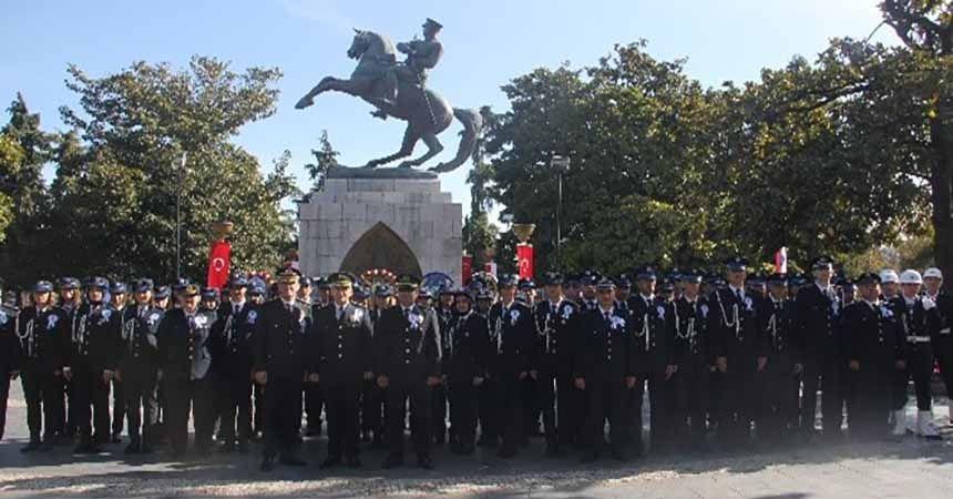 Türk Polis Teşkilatı'nın 174. yıldönümü