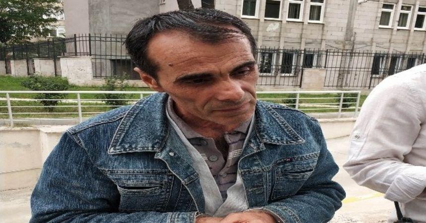 Katil babaya 15 yıl ceza