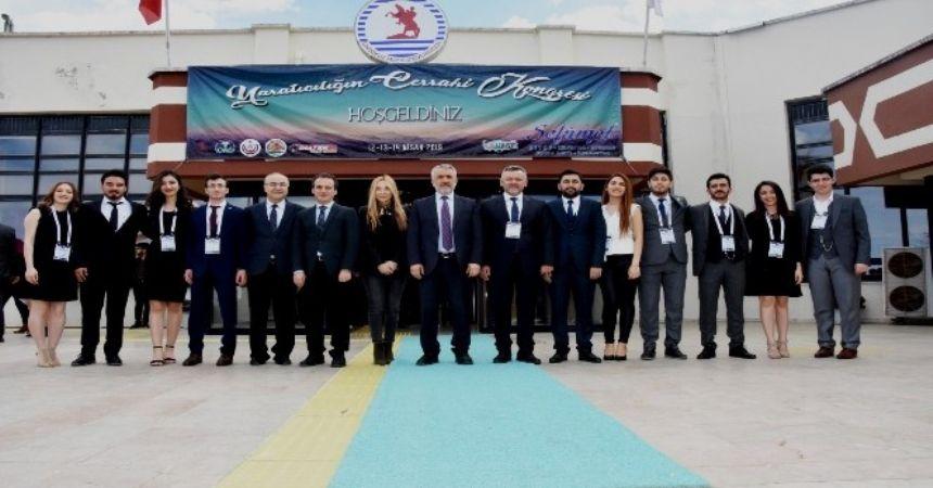 OMÜ'de estetik kongresi