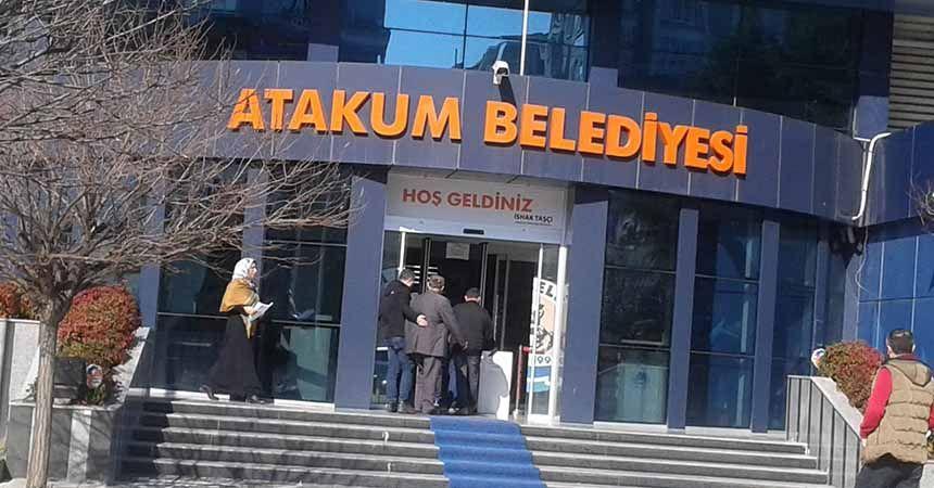Atakum'un 40 milyonluk imar borcu var
