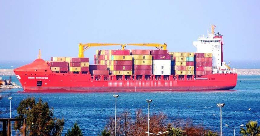 Samsun'dan 59 milyon dolarlık ihracat