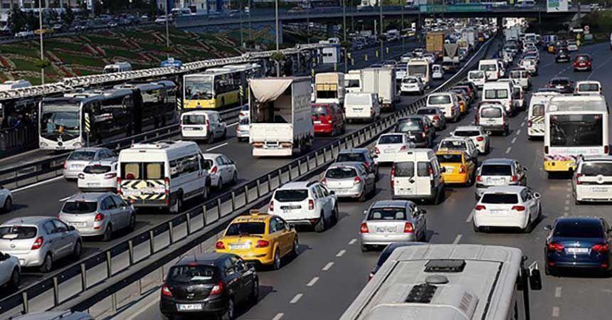 Trafikte yeni dönem resmen başladı!