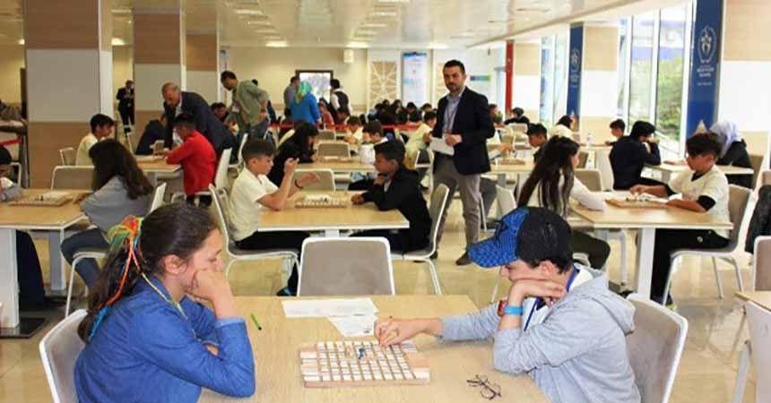 Ulusal Akıl ve Zekâ Oyunları Samsun'da başladı