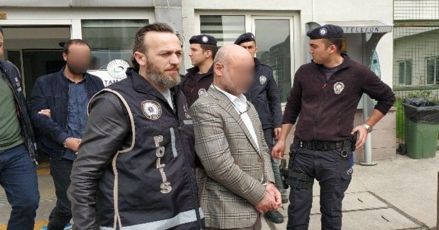 Organize örgüte 9 tutuklama