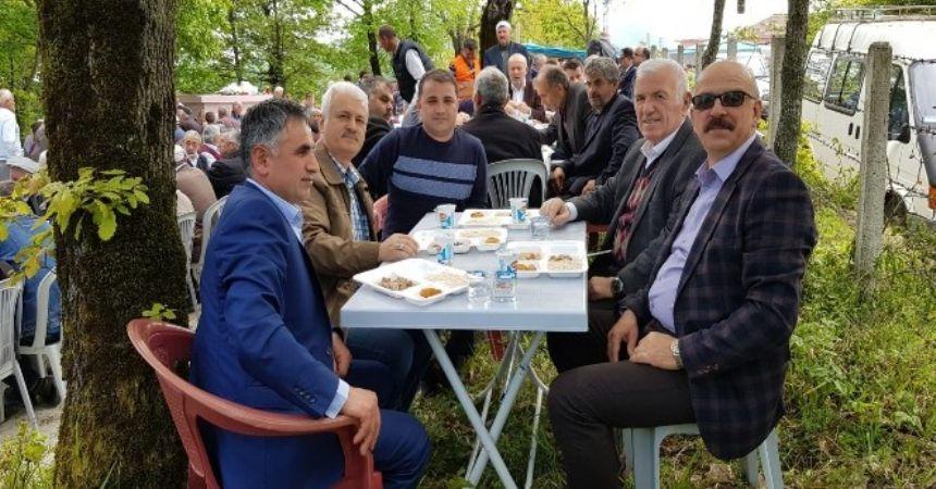 Alaçam'ın 100 yıllık geleneği