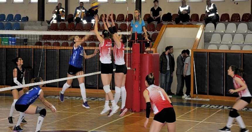 OMÜ'de spor festivali heyecanı