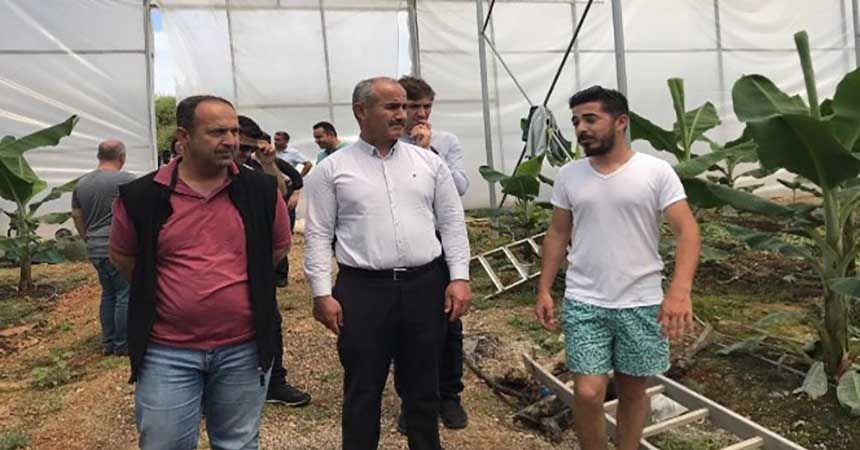 Bafra ile Antalya 'tarım' kardeşi oldu