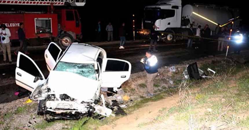 Tokat'ta 2 polis memuru şehit oldu