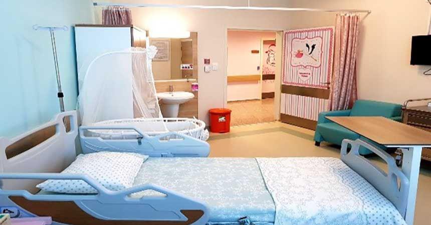 Bafra Devlet Hastanesi 'anne dostu'