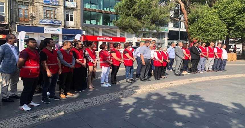Türk Kızılayı 151. yaşını kutluyor
