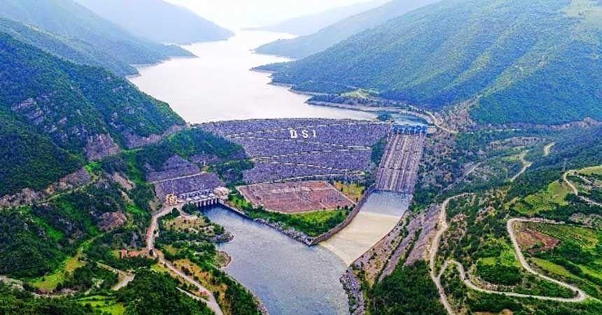 Baraj ve göletlerin doluluk oranı arttı