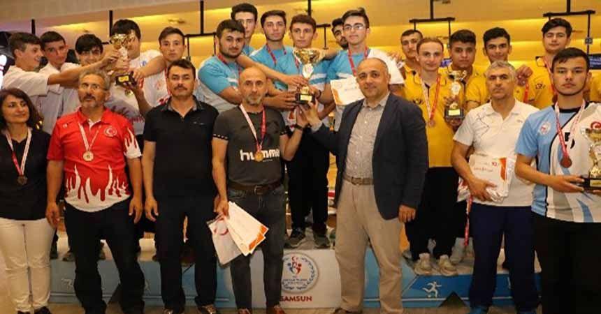 Bowling Türkiye Şampiyonası sona erdi