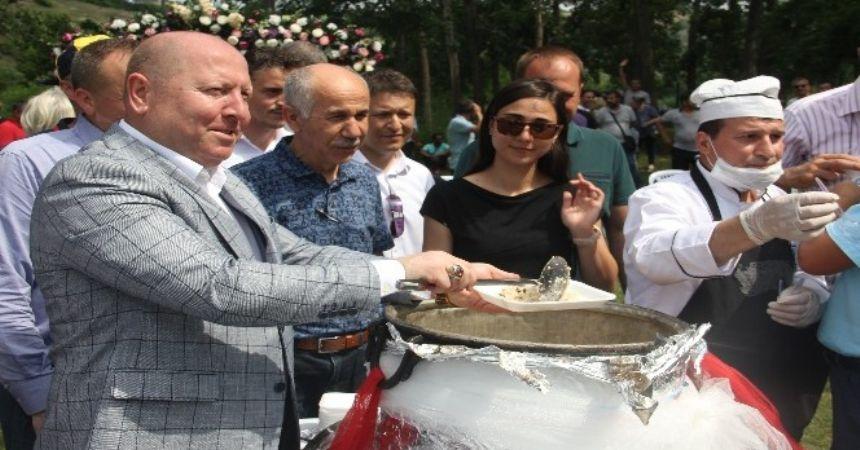 Balkan Türklerinden etli pilav