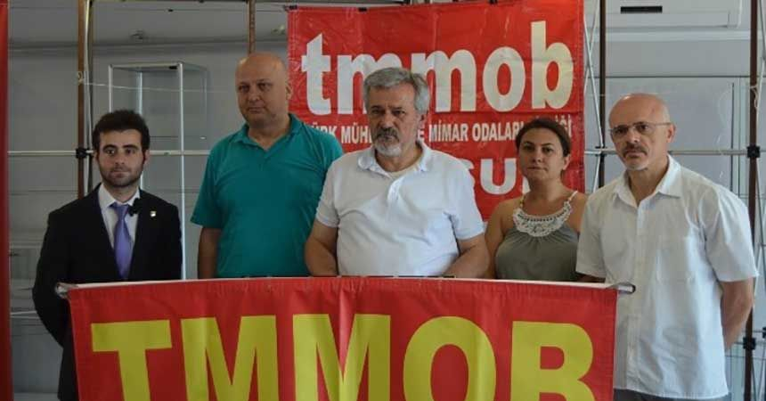 TMMOB'dan 'sel' açıklaması