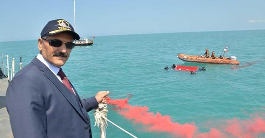 Samsun'da deniz ticaretini geliştireceğiz