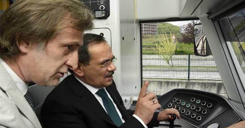 OMÜ'ye tramvay seferleri başlıyor