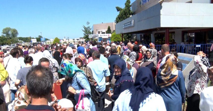 Samsun'dan hacca bin 700 kişi gidecek