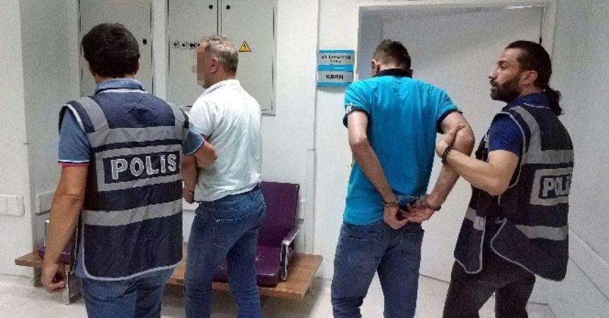 Adliyede rüşvet skandalı... 11 gözaltı