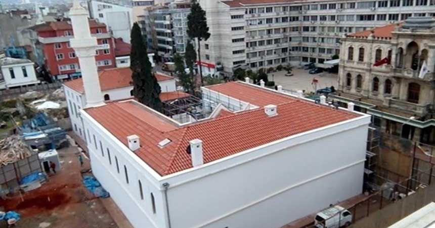 Samsun'a kültür yatırımları sürüyor