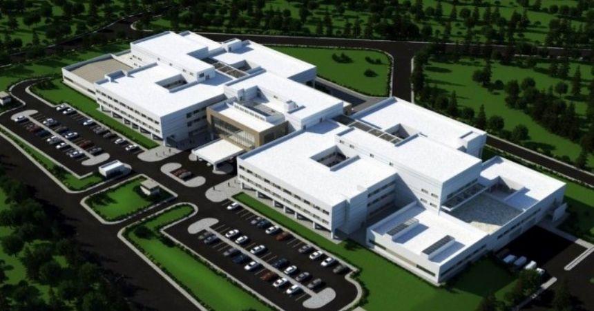Samsun'a sağlık yatırımı