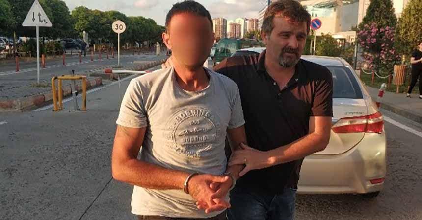 'Uyuşturucu kullanma' dedi uyuşturucuyla yakalandı