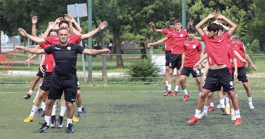 Samsunspor'un gençleri hız kesmiyor