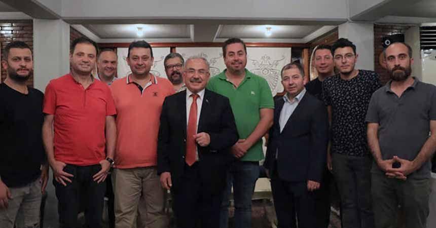 Orduspor'da hedef adım adım Süper Lig