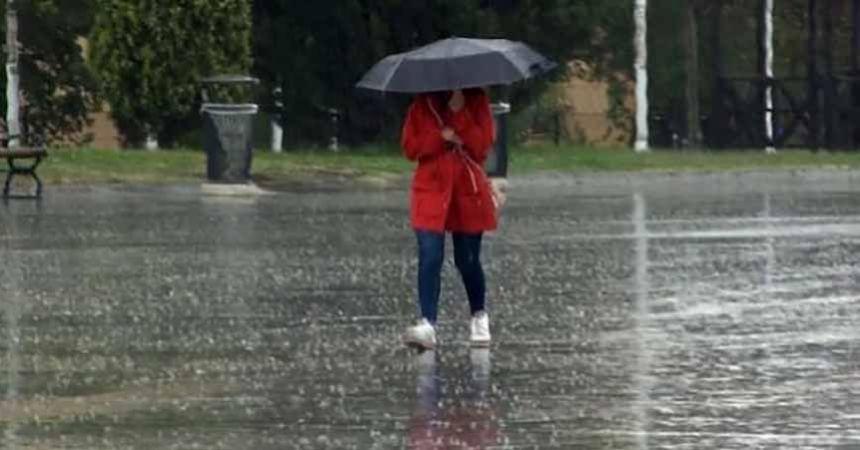 Şiddetli yağış geliyor!