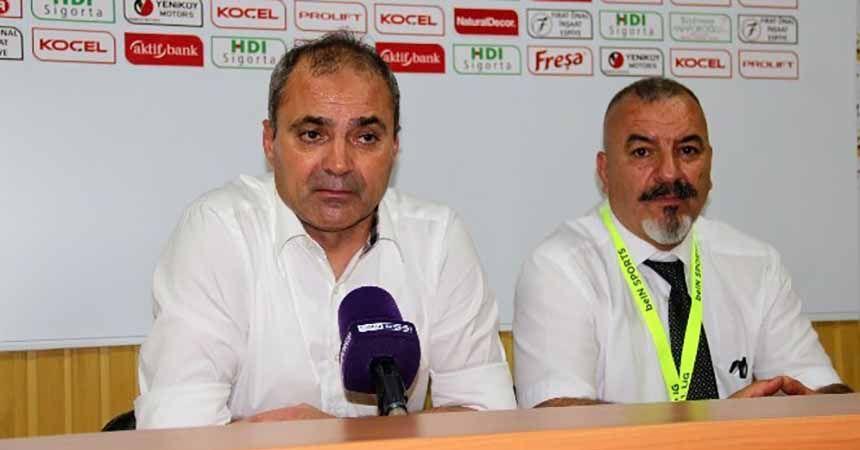 Erkan Sözeri: Lige kaza ile başladık