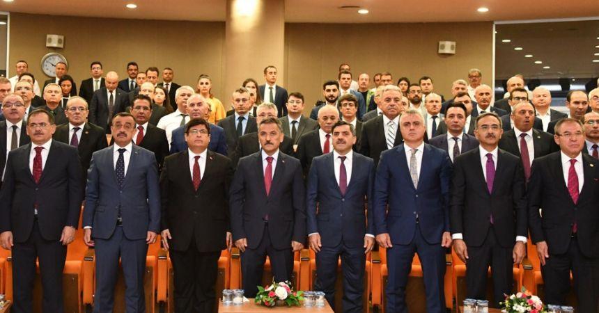 Samsun'da adli yıl törenle açıldı