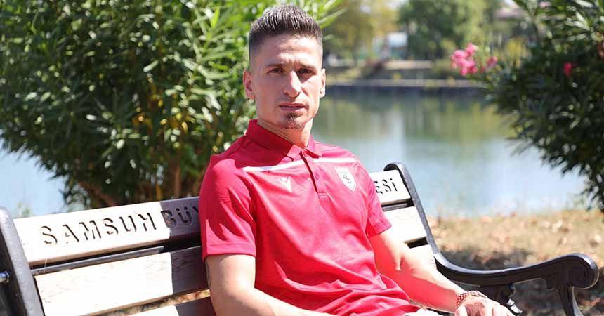 14 takım arasından Samsunspor'u seçti
