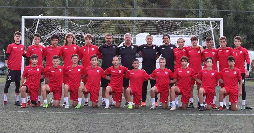 U-16 takımı Kırşehir Belediyespor'a konuk olacak