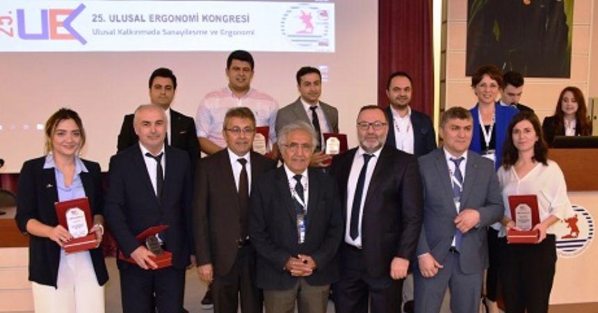 OMÜ'de ergonomi kongresi